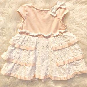 Peach Dress 🎀